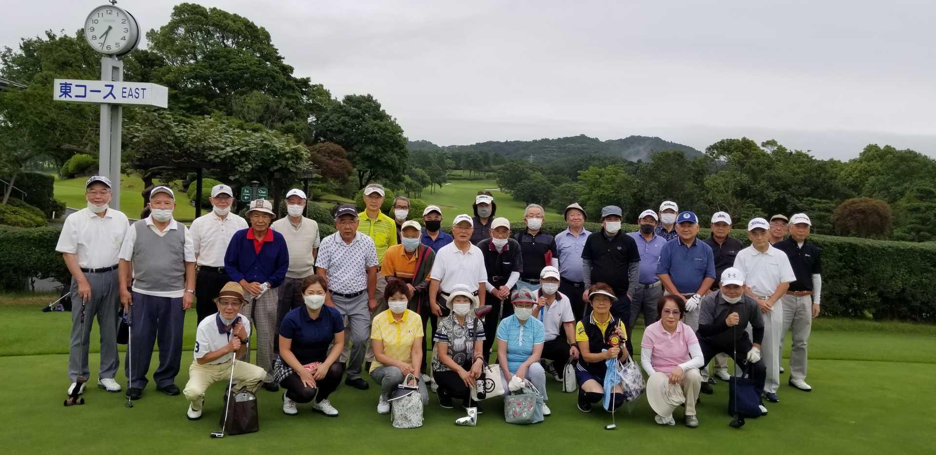 第292回 ゴルフガーデン星野会 7月度コンペ