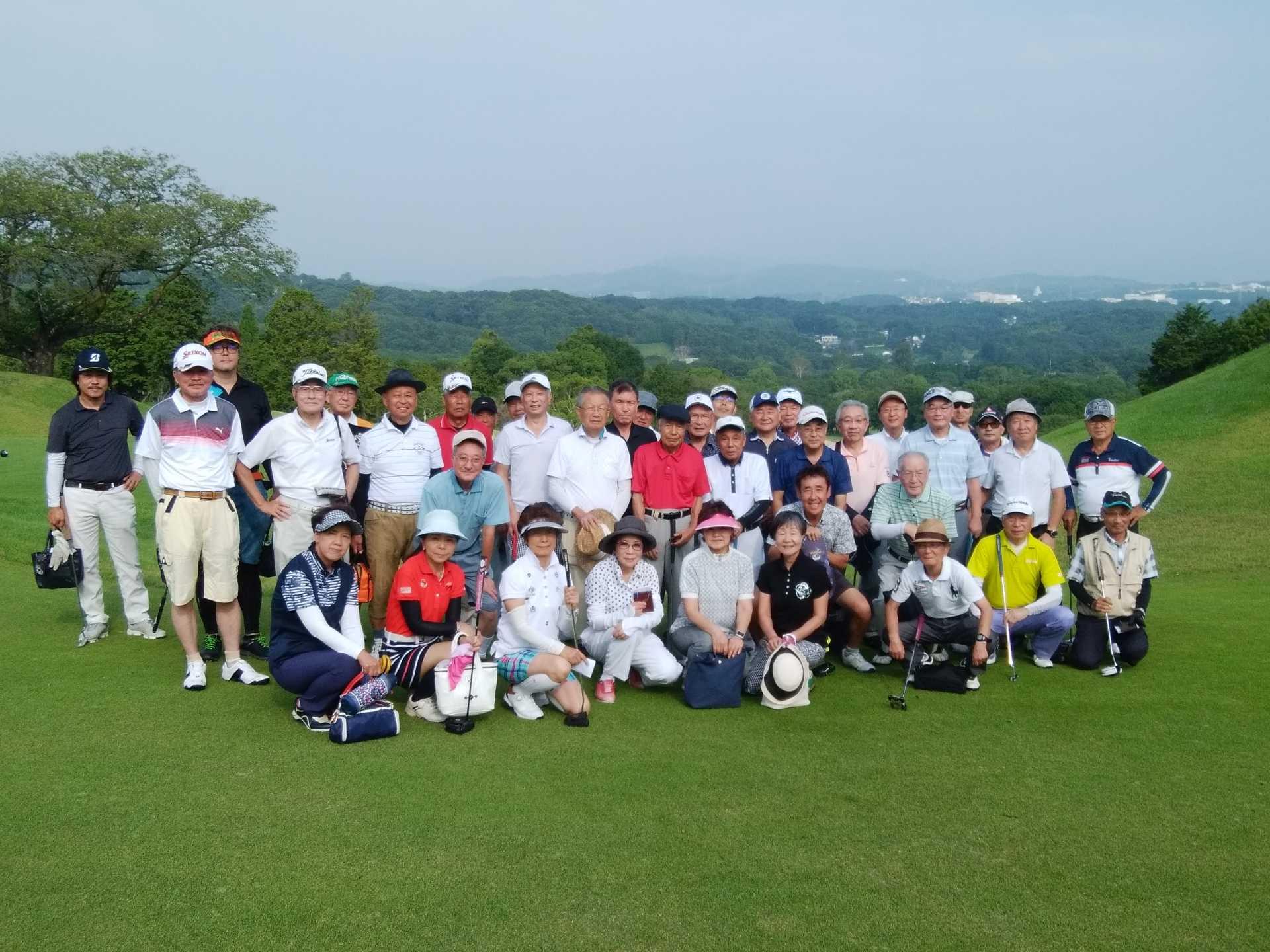 第288回 ゴルフガーデン星野会 7月度コンペ