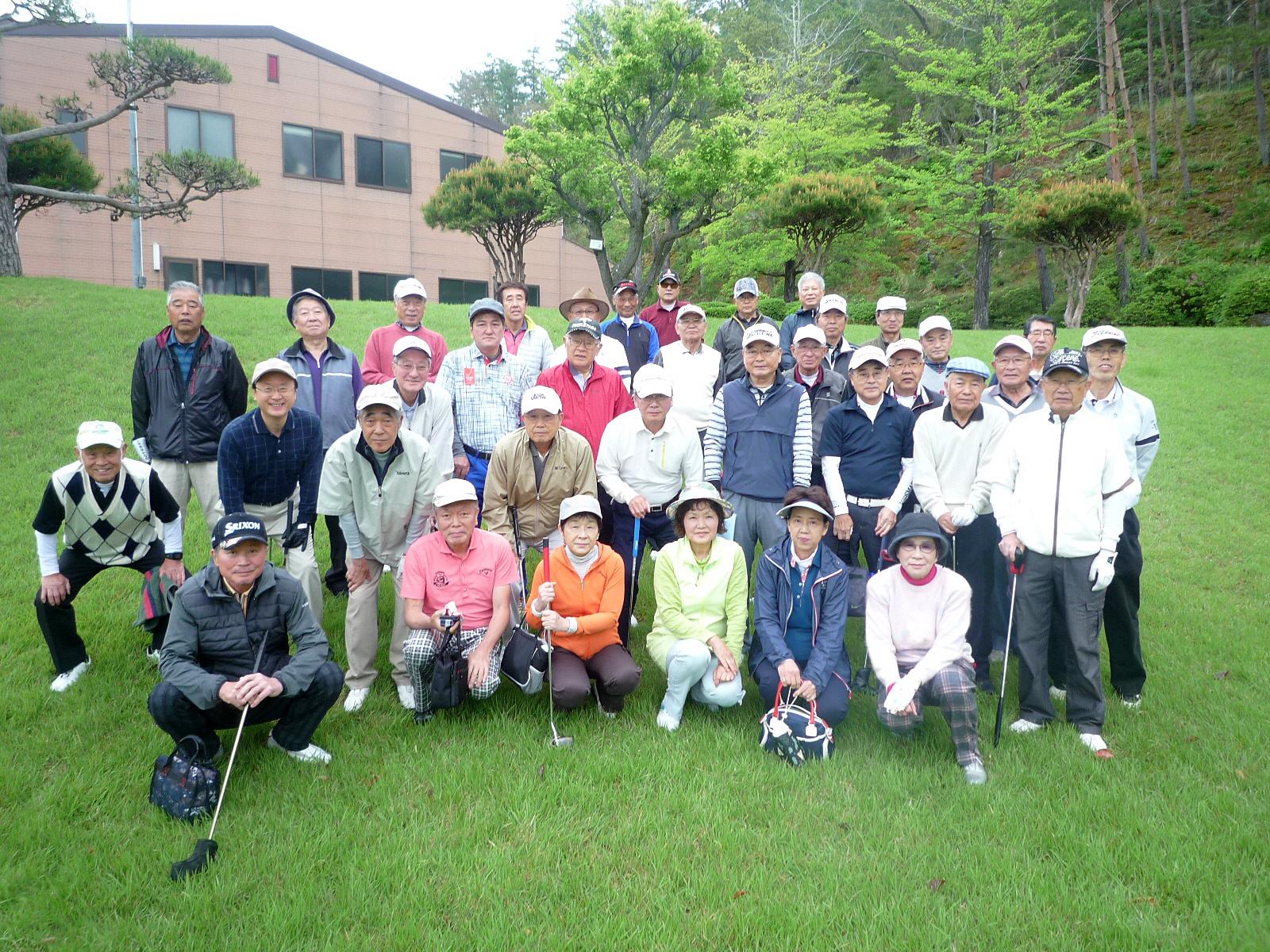 第282回 ゴルフガーデン星野会ゴルフコンペ
