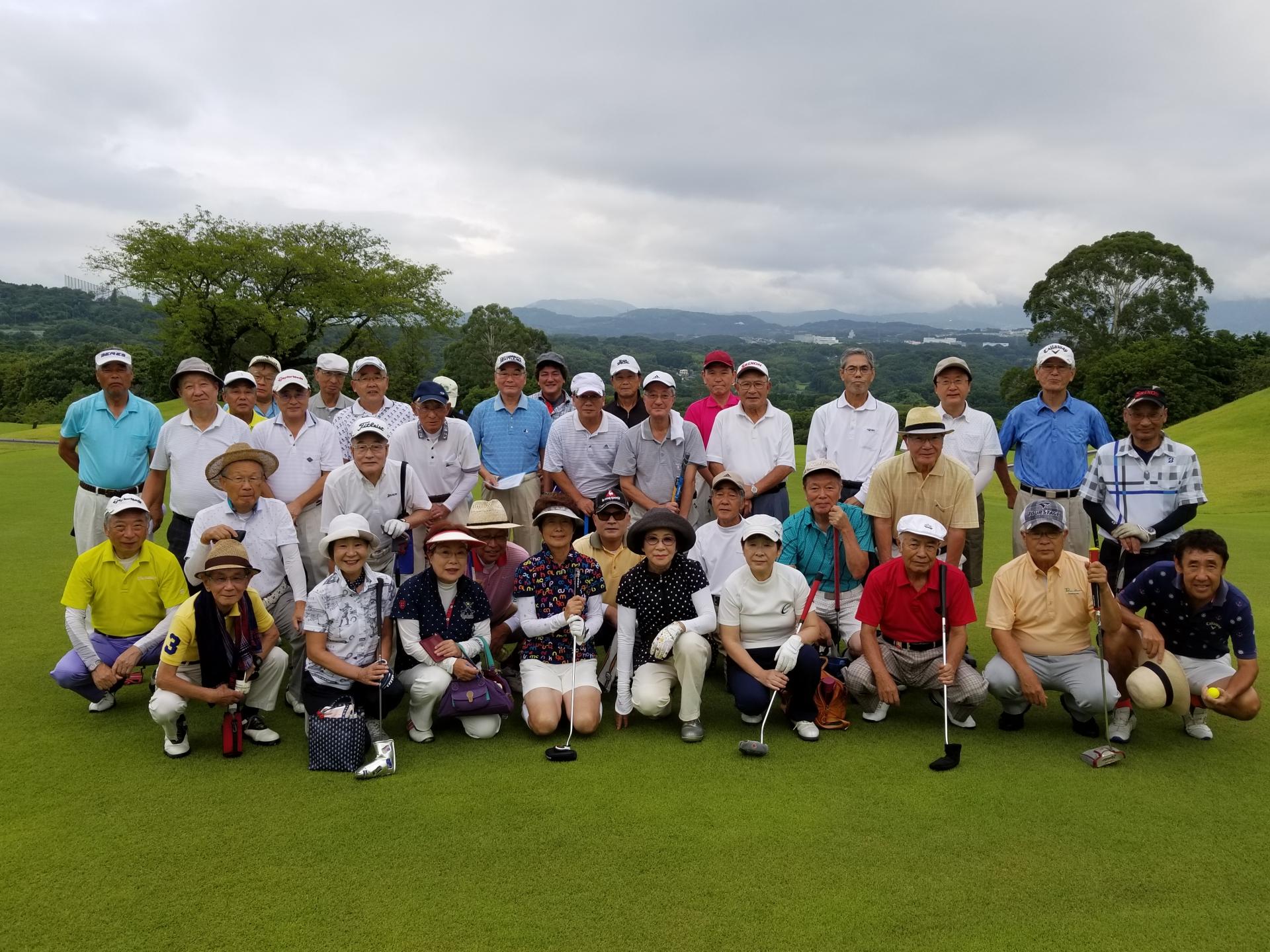 第283回 ゴルフガーデン星野会ゴルフコンペ