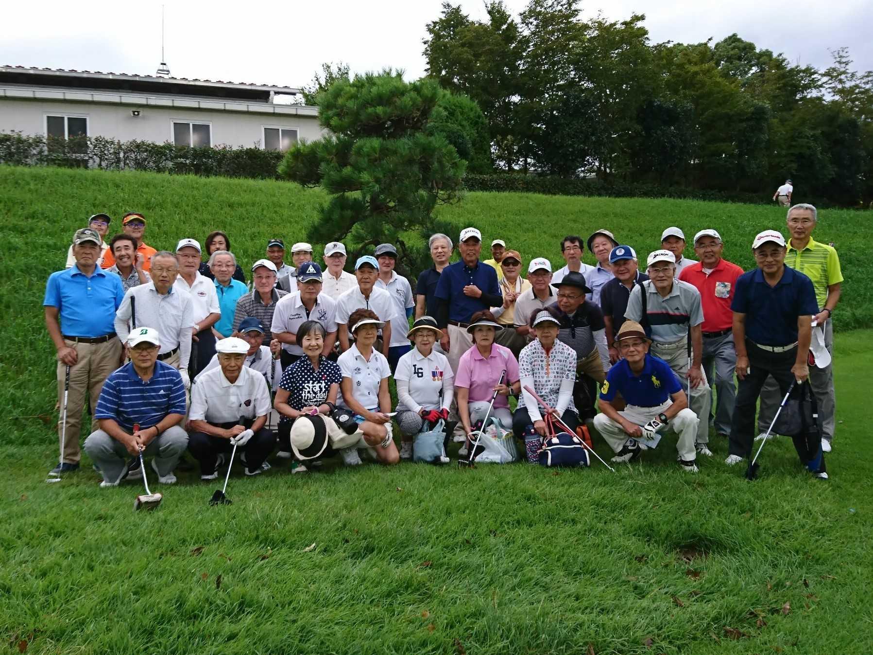 第285回 ゴルフガーデン星野会ゴルフコンペ